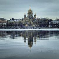 В город на Неве пришла весна :: Елизавета Вавилова
