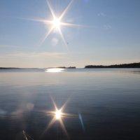 солнце :: геннадий щербак