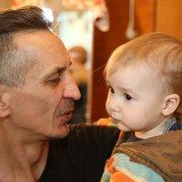 Отцы и дети-1. :: Руслан Грицунь