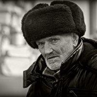 Незнакомец :: Юрий Гординский