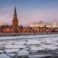 Осколки московской зимы :: Юлия Батурина