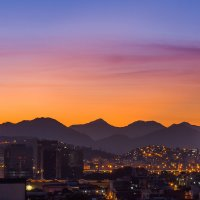Рио на закате :: Максим Камышлов
