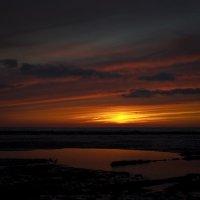 Закат в мае на Обском водохранилище :: fotovichka репортажный фотохудожник
