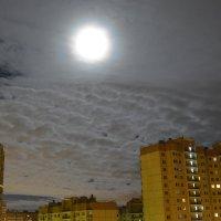 Полнолуние :: Сергей Клюев