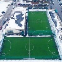 Football court :: Эльдар Циммерман