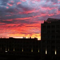 apocalyptical sky :: Yur Lo