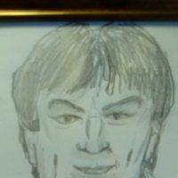 Портрет артиста Александра Серова. :: Светлана Калмыкова