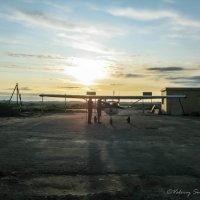 Подготовка на закате :: Валерий Смирнов