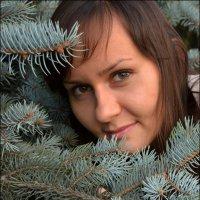Оленька. :: Anna Gornostayeva