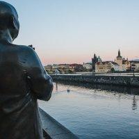 Вечерняя Прага :: Алексей Морозов