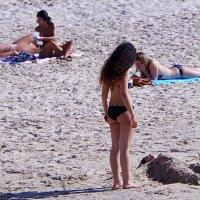 на пляже :: evgeni vaizer