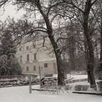 снегопад :: Alexander Varykhanov