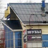 """Соседство вывесок - """"о писка"""" по-Фрейду.. :: Alexey YakovLev"""