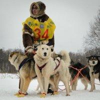 ... не очень то хочется бежать 1000 км! :: Евгений Житников