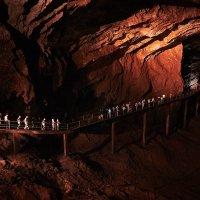Новоафонская пещера :: Михаил Медведев