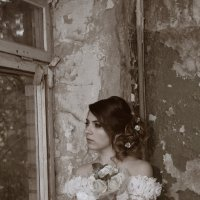 Сбежавшая невеста :: Вадим Дорофеев