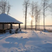 зима :: геннадий щербак