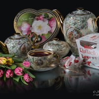 Праздничное чаепитие :: Mikhail Andronikov