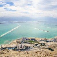 Мёртвое море. Эйн-Бокек :: Алексей Окунеев