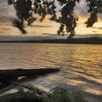 проветренный вечер на озере :: sergej-smv