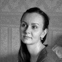Портрет прекрасной дамы. :: Anna Gornostayeva