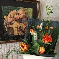 """Счастье замужней женщины - слышать на протяжении жизни два слова: """"любимая"""" и """"мама&q :: Anna Gornostayeva"""