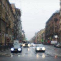 Дождь и туман :: Алексей Бажан