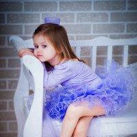 Маленькая балерина :: анна миронова