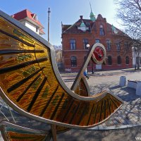 Городская скультура :: Дмитрий Лебедихин