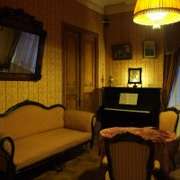 Гостиная :: Dmytro Aliokhin