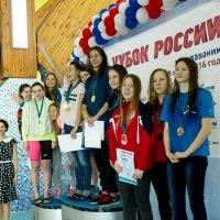 Чемпионки! :: Андрей Кузнецов