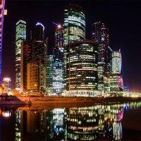 Огни большого города :: Альберт Беляев