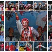 Фестиваль народной песни с Надеждой Бабкиной :: Игорь Волков