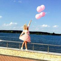 Не держите зла, держите шарики!!! :: Кристина Милославская