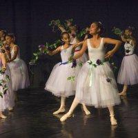 Танец :: Ludmila Frumkina