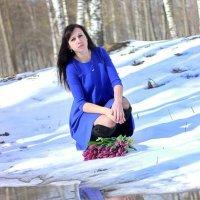 Вот такая получилась весна )))) :: Оксана Барковская