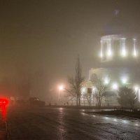 Ночь в Бондарях :: Александр Тулупов