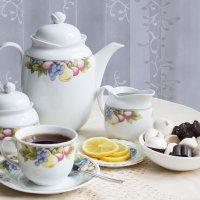 чай :: Анатолий Желтов