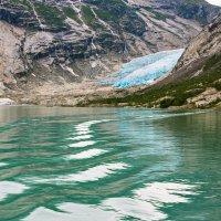 Ледник Нигардсбреен. Норвегия. :: Наталья Иванова