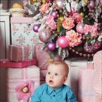 Малыш :: Надежда Хабарова