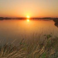 рассвет в августе :: sergej-smv
