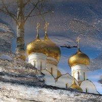 Весенние отражения Ярославля :: Николай Белавин