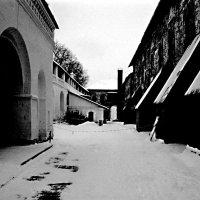 Внутри монастыря :: Борис Александрович Яковлев