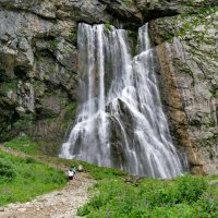 Гегский водопад :: Светлана