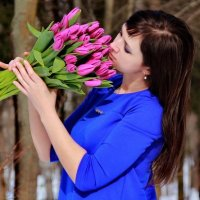Весна :: Оксана Барковская