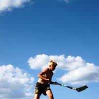Небесный хоккей :: imants_leopolds žīgurs