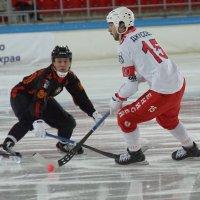 Джусоев в атаке :: Андрей Горячев