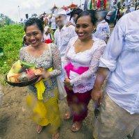 Меласти церемония на Бали :: Александр