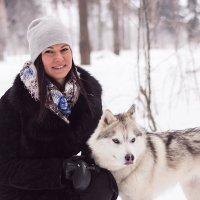 Зимние прогулки :: Алла Гиринова