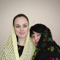 Мать и дочь :: сергей адольфович